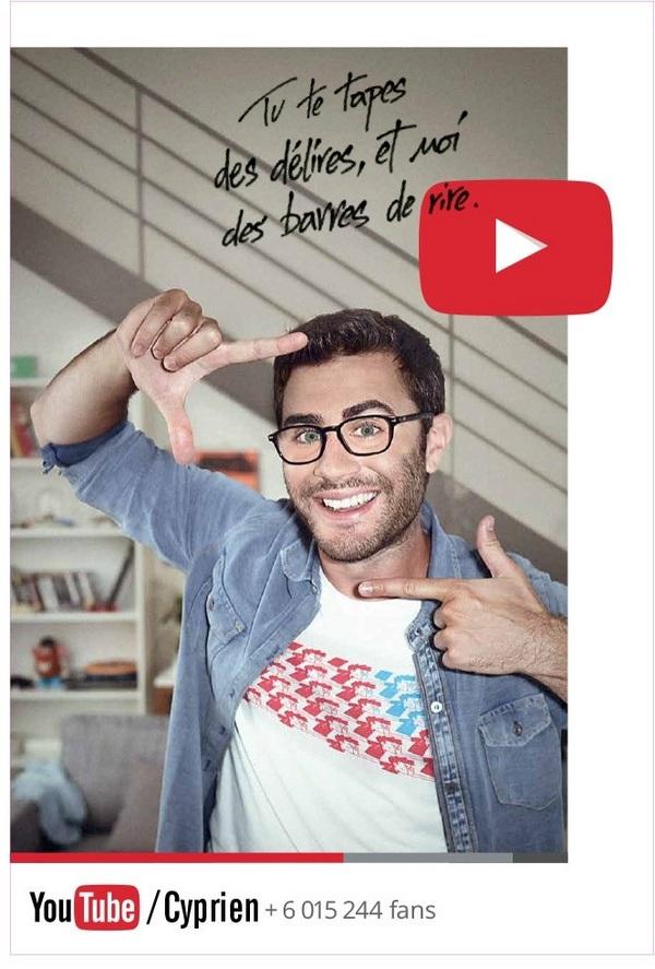 Youtube Cyprien